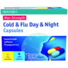 Numark Max Strength Cold & Flu Day & Night Capsules