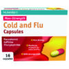 Numark Max Strength Cold & Flu Capsules