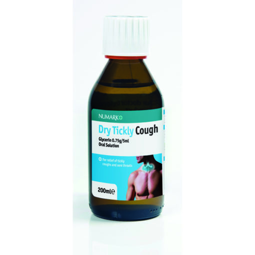 Numark Dry Tickly Cough