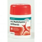 Multivitamins & Minerals Tablets