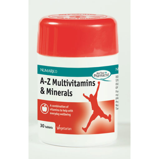Multivitamins & Minerals Tablets