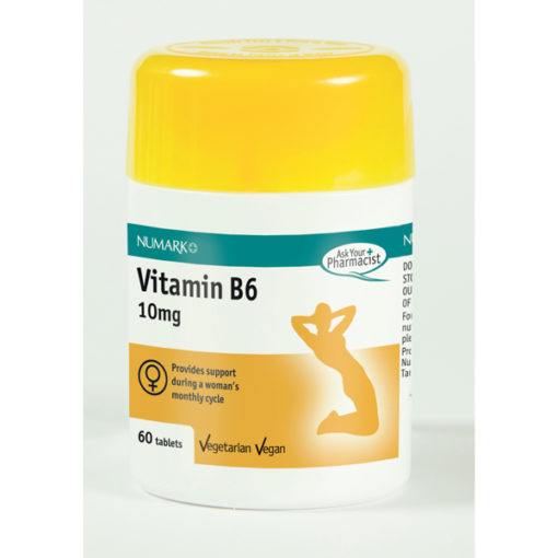 Vitamin B6 10mg Tablets