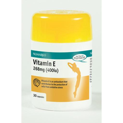 Vitamin E 268mg Capsules