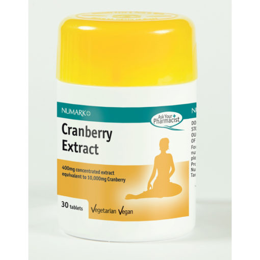 Cranberry Extract Tablets