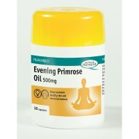 Evening Primrose Oil 500mg Capsules