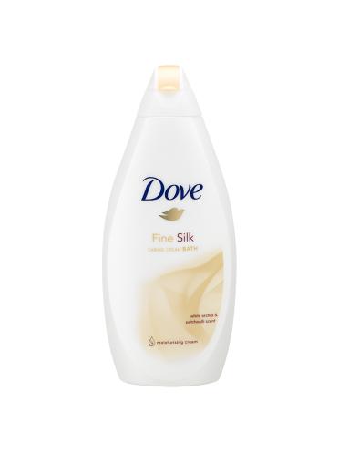 Dove Silk Cream Bath 500ml