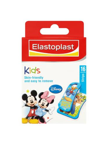 Elastoplast Disney Kids Plasters 16 Strips