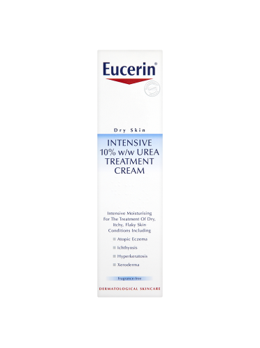 Eucerin Dry Skin Intensive 10% w/w Urea Treatment Cream 100ml