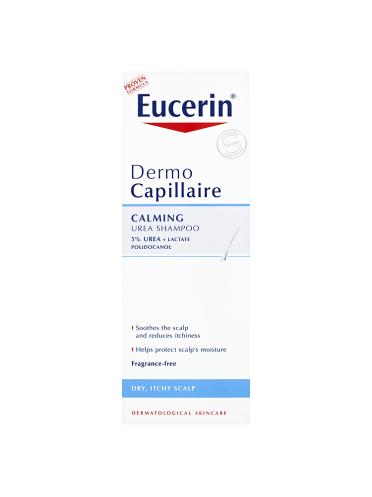Eucerin DermoCapillaire Calming Urea Shampoo 250ml