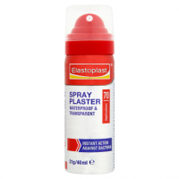 Elastoplast Spray Plaster 70 Applications 40ml