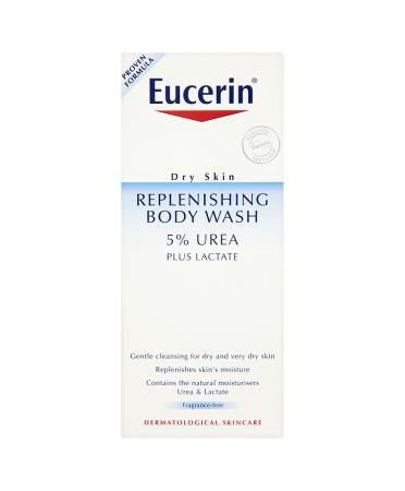 Eucerin Dry Skin Replenishing Body Wash 5% Urea Plus Lactate 200ml
