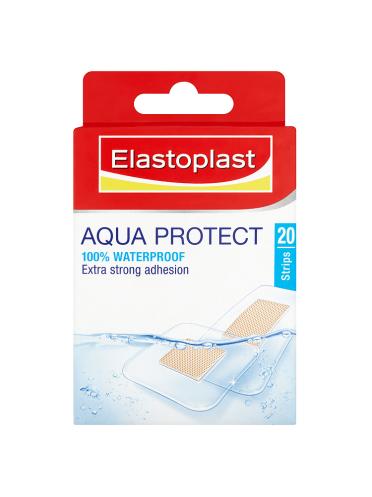 Elastoplast Aqua Protect Plasters 20 Strips