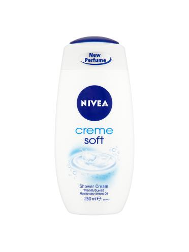 NIVEA Creme Soft Shower Cream 250ml