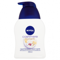 NIVEA Cashmere Moments Liquid Handwash 250ml