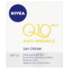 NIVEA Q10 Plus Anti-Wrinkle Day Cream SPF 15 50ml