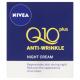 NIVEA Q10 Plus Anti-Wrinkle Night Cream 50ml
