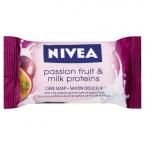 NIVEA Passion Fruit & Milk Proteins Care Soap 90g
