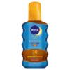 NIVEA SUN Protect & Bronze Tan Activating Protecting Oil 30 High 200ml