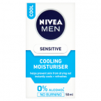 NIVEA MEN Sensitive Cooling Moisturiser Cool 50ml