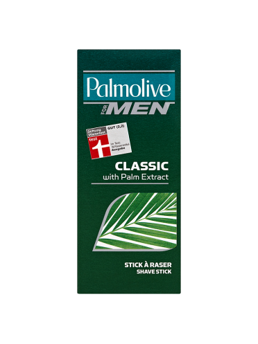 Palmolive for Men Classic Shave Stick with Palm Extract 50g
