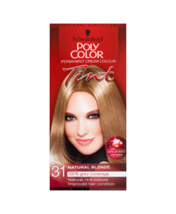 Schwarzkopf Poly Color Permanent Cream Colour Tint 31 Natural Blonde