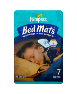 Pampers Bed Mats 90x80cm 7 Bed Mats