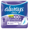 Always Ultra Pads Long Plus 16 count