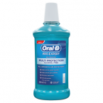 Oral-B Pro-Expert Mouthwash No Alcohol Clean Mint 500 ml
