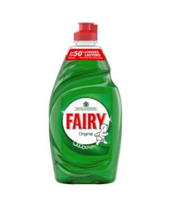 Fairy Original Washing Up Liquid 383ml
