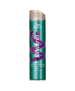 Wella Silvikrin Hairspray Anti-Ageing Ultra Strong Hold 250ml