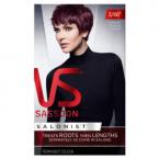 Vidal Sassoon Salonist Hair Colour 3/66 Darkest Intense Violet