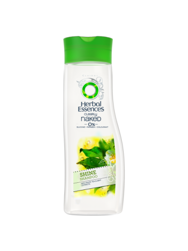 Herbal Essences Clearly Naked (0%) Shine Shampoo 200ml