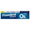 Fixodent Plus 0% Denture Adhesive 40g