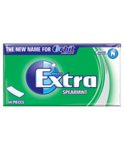 Wrigley's Extra Spearmint 14 Pieces 27g