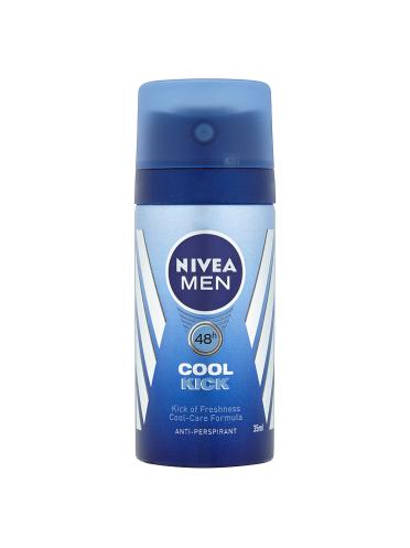 NIVEA MEN 48h Cool Kick Anti-Perspirant 35ml