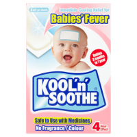 Kool 'n'Soothe 4 Soft Gel Sheets