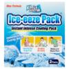 Kool 'n' Soothe Ice-eeze Pack Instant Intense Cooling Pack 2 Packs
