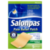 Salonpas Pain Relief Patch 5 Plasters 7cm x 10cm