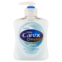 Carex Bacteria Protect Silver Hand Wash 250ml