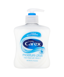 Carex Moisture Plus Hand Wash 250ml