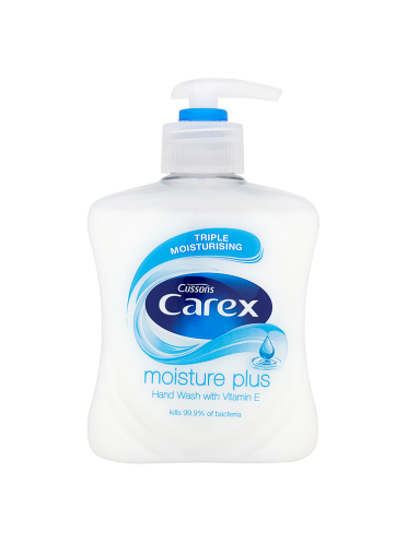 Carex Moisture Plus Hand Wash 250ml