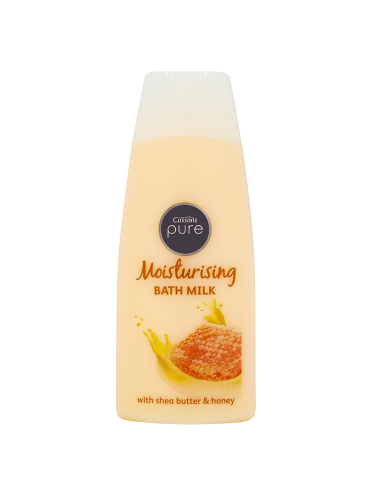 Cussons Pure Moisturising Bath Milk 500ml