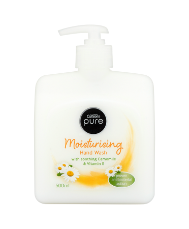 Cussons Pure Moisturising Hand Wash 500ml