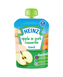 Heinz 7+ Months Apple & Pork Casserole Meal 130g