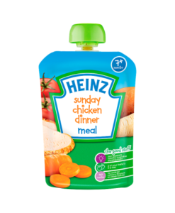 Heinz 7+ Months Sunday Chicken Dinner Meal 130g