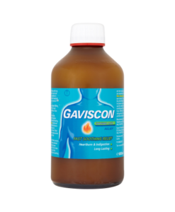 Gaviscon Peppermint Liquid Relief 600ml