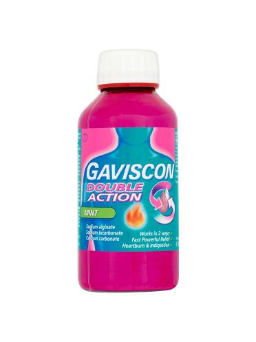 Gaviscon Double Action Mint 300ml