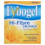 Fybogel Hi-Fibre Orange Natural Fibre Drink 10 Sachets
