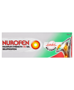 Nurofen Maximum Strength 10% Gel Ibuprofen 40g