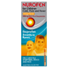 Nurofen for Children Cold, Pain and Fever Orange Flavour 3 Months to 9 Years 100ml